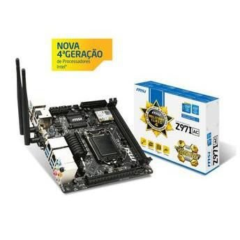 PLACA MAE 1150 ITX Z97I MSI