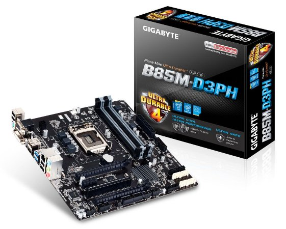 PLACA MAE 1150 GA-B85M-D3PH DDR3 GIGABYTE