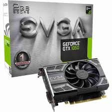 PLACA DE VIDEO 2GB PCIEXP GTX 1050 02G-P4-6150-KR 128BITS DDR5 EVGA