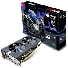 PLACA DE VIDEO SAPPHIRE RADEON RX 580 4GB NITRO DDR5 256BITS - 11265-07-20G