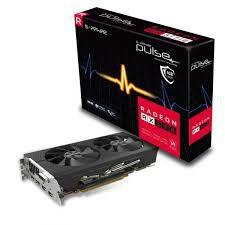 PLACA DE VIDEO SAPPHIRE RADEON RX 570 4GB PULSE DDR5 256 BITS - 11266-04-20G