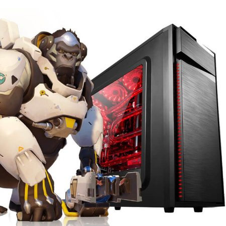 PC GAMER OVERPOWER - OVERWATCH