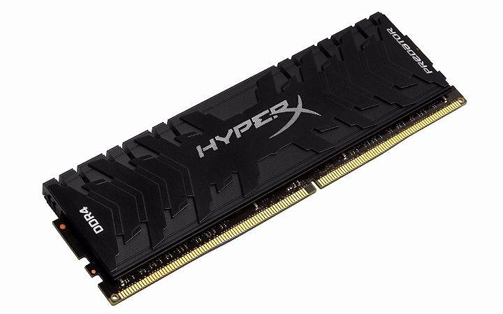 MEM DDR4 16GB 3000MHZ KINGSTON HYPERX PREDATOR