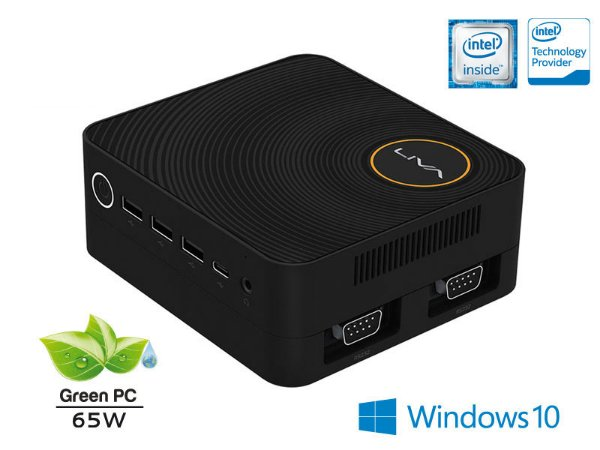 COMPUTADOR LIVA ZE INTEL WINDOWS ULTRATOP ULN33504500WP DUAL CORE N3350 4GB HD500GB HDMI WINDOWS 10 PROFESSIONAL