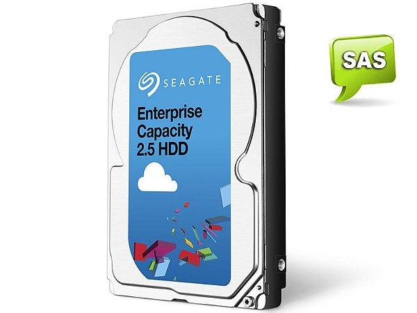 HDD 2,5 ENTERPRISE SERVIDOR 24X7 SEAGATE 1UU200-003 ST600MP0006 600GB 15.000RPM 256MB CACHE SAS 12GB/S
