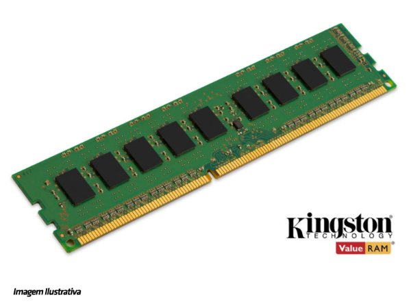MEMORIA DESK ACER DELL HP LENOVO KINGSTON KCP313NS8/4 4GB DDR3 1333MHZ DIMM 1.5V