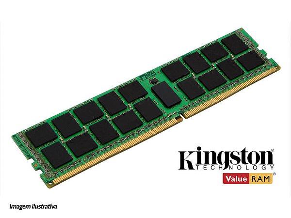 MEMORIA SERVIDOR HP KINGSTON KTH-PL421E/4G 4GB DDR4 2133MHZ CL15 ECC DIMM X8 1.2V