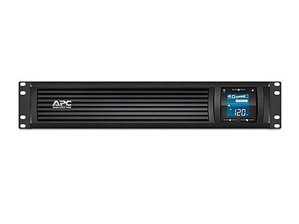 NOBREAK INTERACTIVE APC SMC2000I2U-BR SMART-UPS C 2000VA 230V NBR RACK 2U