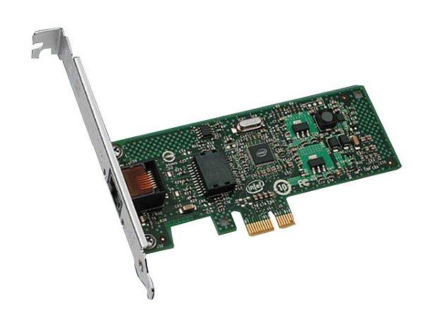 PLACA DE REDE INTEL EXPI9301CT 1 X PCI-EXPRESS 1.0 1 X RJ45 GIGABIT(10/100/1000)