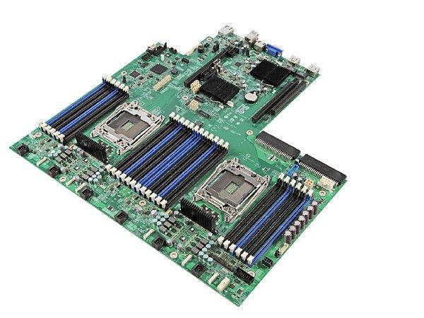 PLACA MAE SERVIDOR INTEL S2600WT2R DUAL XEON E5-2600V4 8X DDR4 2XREDE GBE LGA2011-3
