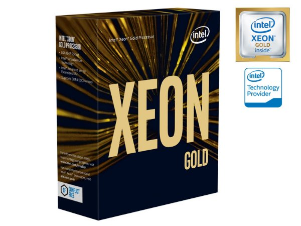 PROCESSADOR XEON ESCALAVEIS LGA3647 INTEL BX806735120 5120 GOLD 14 CORES 2.2GHZ 19,25MB 10,4GT/S S/COOLER