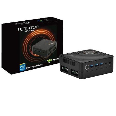 COMPUTADOR ULTRATOP ZE INTEL ULN33504120 LINUX SSD 120GB LIVA