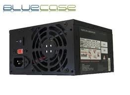 FONTE ATX 350W REAL 20/24 PINOS BLU350-K S/CABO BLUECASE