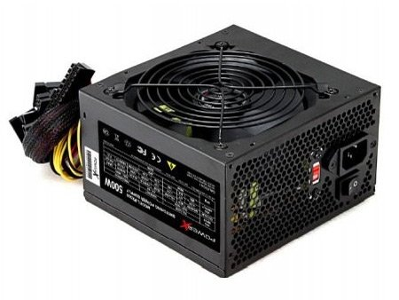 FONTE ATX 500W REAL PX500 POWERX