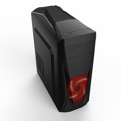 GABINETE 1 BAIA GAMER NEW SNAKE MCA-FC-C58A SEM FONTE USB 3.0 PRETO MYMAX