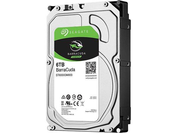 HD 6000GB SATA3 ST380012ACE 5400RPM SEAGATE SEM EMBALAGEM