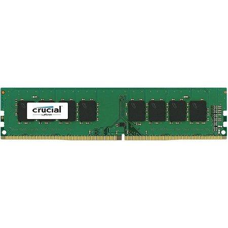 MEMORIA 16GB DDR4 2400 MHZ CT16G4DFD824A CRUCIAL SEM EMBALAGEM