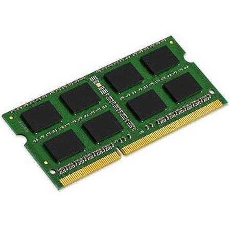 MEMORIA 4GB DDR3 1600 MHZ NOTEBOOK KVR16S11/4 KINGSTON