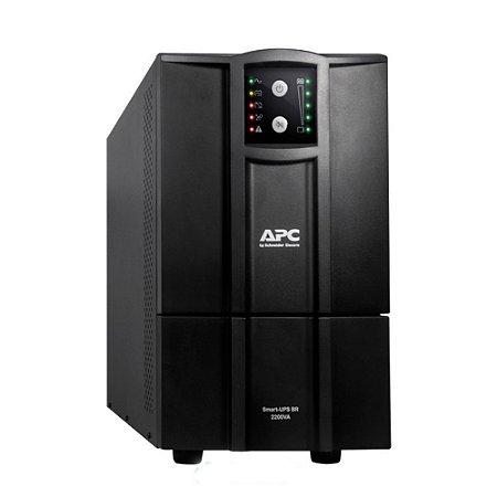 NO-BREAK 2200VA SMC2200BI-BR SMART UPS BIVOLT APC