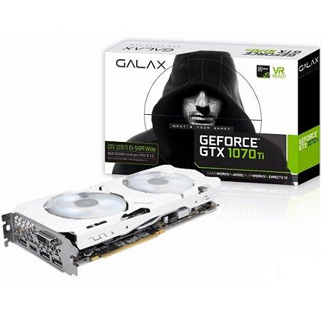 PLACA DE VIDEO 8 GB PCIEXP GTX 1070 TI 256BITS GDDR5 NVIDIA GALAX