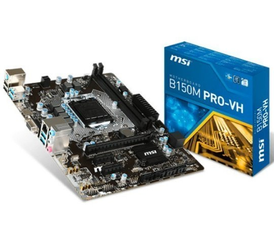 PLACA MAE 1151 MICRO ATX B150M PRO-VH DDR4 MSI  IMPORTADO