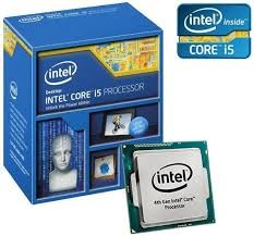 PROCESSADOR 1150 CORE I5 4590 3.30 GHZ HASWELL 6 MB CACHE QUAD CORE INTEL