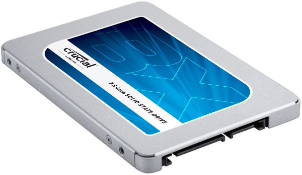 SSD 240GB SATA III CT240BX300SSD1 CRUCIAL