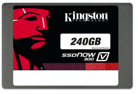 SSD 240GB SATA III SUV300S37A/240G KINGSTON