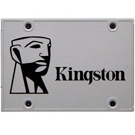 SSD 480GB SATA III SUV400S37/480G KINGSTON SEM EMBALAGEM