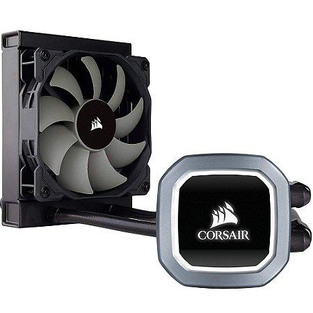 WATER COOLER H60 CW-9060036-WW 120MM HYDRO SERIES LED BRANCO CORSAIR