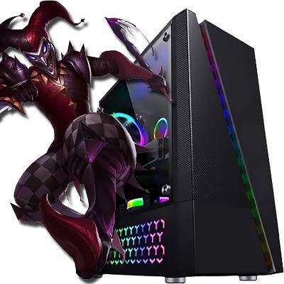 PC GAMER HIGH ELO - LEAGUE OF LEGENDS