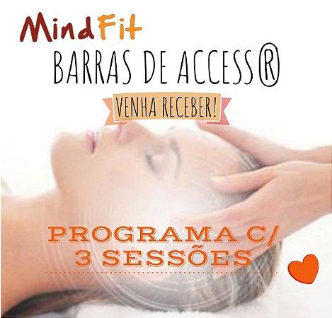 Sessões de Barras® de Access - Programa c/3 Sessões