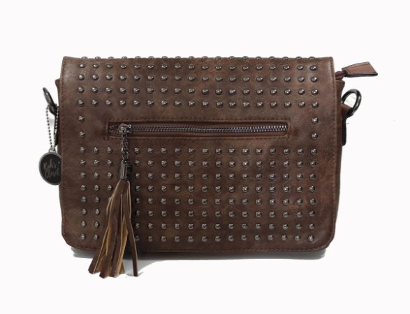 Bolsa Chocolate Rocker