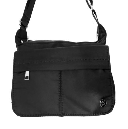 BOLSA URBAN BASIC BLACK