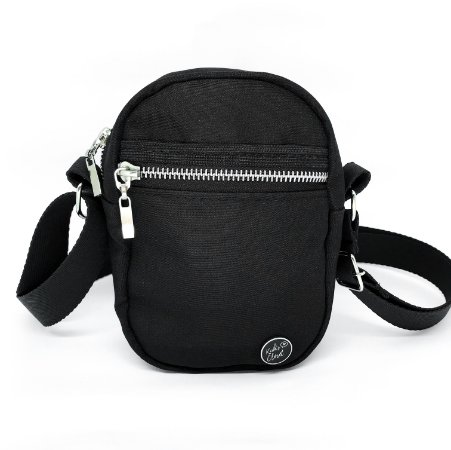 Shoulder Bag Total Black