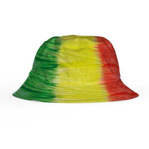 Chapeu Bucket Hat Tie Dye Reggae - Loja Δlien  9752478ef6b