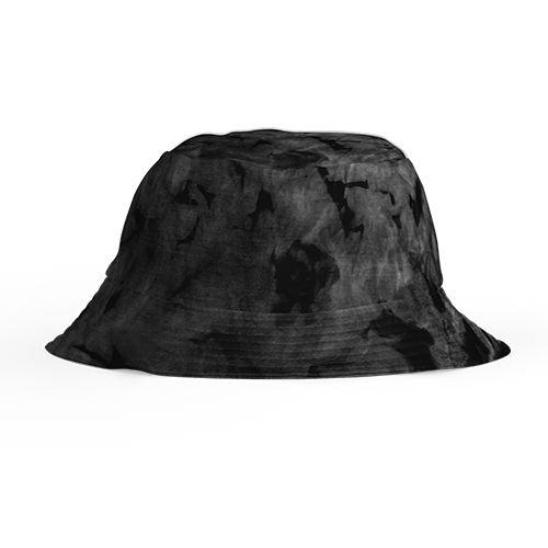 Chapeu Bucket Hat Tie Dye - Preto - Loja Δlien  1653a2e7f61