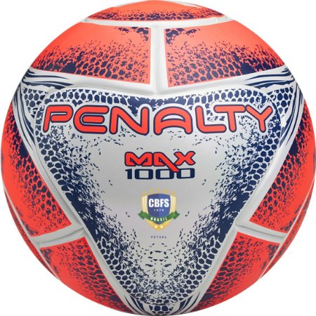 BOLA PENALTY FUTSAL MAX 1000 TERM VIII - Pantaton - Loja Virtual bbc8cd9e674fc
