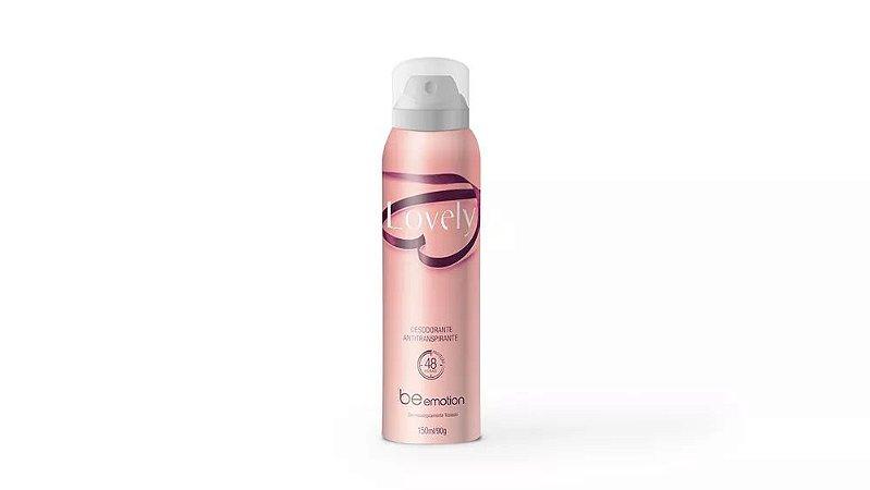 Desodorante Antitranspirante Lovely FEM