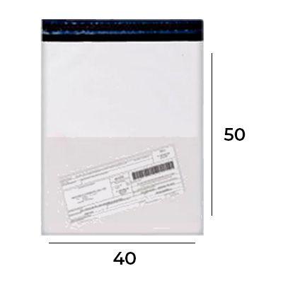 Envelope de Segurança com Bolsa para Nota Fiscal 40x50