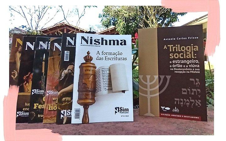 PROMOÇÃO: Assinatura Nishma + Livro grátis