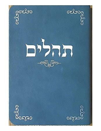 Produto de Israel: Salmos em hebraico (edição de bolso).
