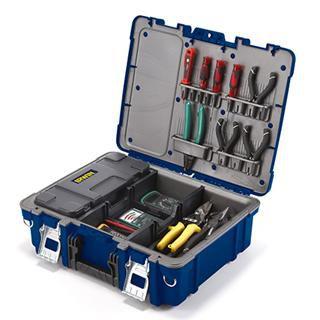 """Maleta TECH IRWIN 18"""" - TEC180 s/ferramentas"""