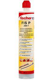 Chumbador Quimico FISP 300T FISCHER 535861 PÇ