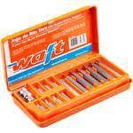 Jogo de Bits Tork  T10-T55 c/adapt. 15 pç WAFT 6233