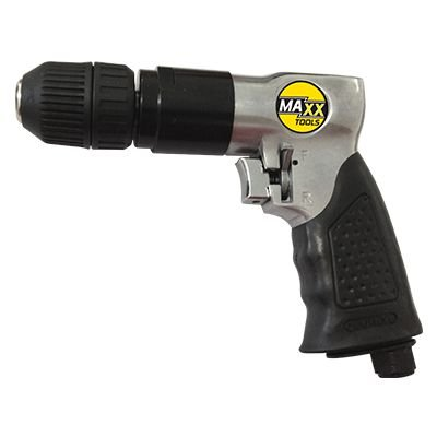 "Furadeira Reversível Pneumática Keyless 3/8"" - Maxx Tools"