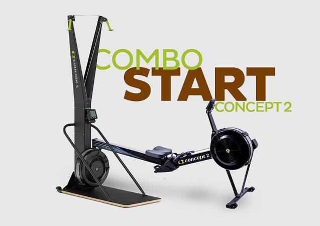 Combo Start Concept2