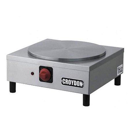 Crepeira / Panquequeira Elétrica Simples CROYDON MPE