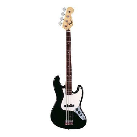 Contrabaixo 4C Passivo Squier Affinity J. Bass Black
