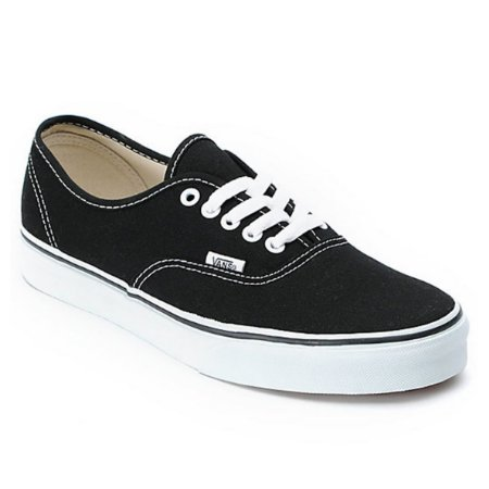 TÊNIS VANS AUTHENTIC INFANTIL PRETO